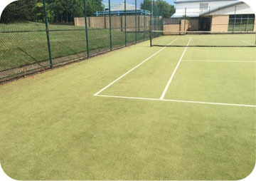 Synthetic CarpetTennis Courts